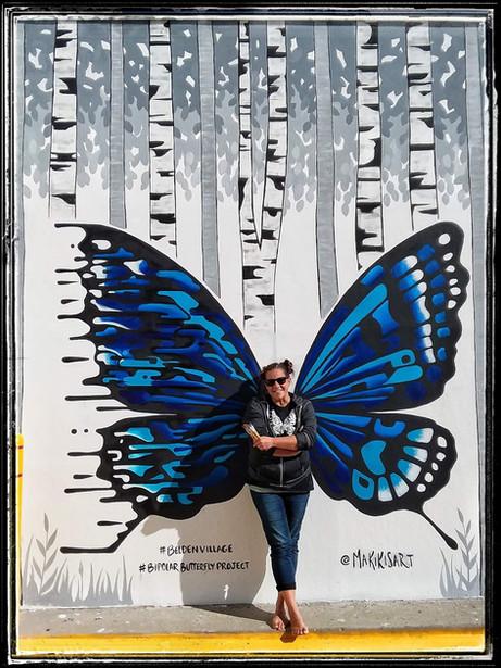 Bipolar Butterfly Betty Blue