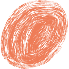 Tangerine Swirl Vanessa Evans
