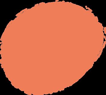 Tangerine Blob