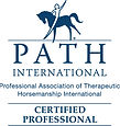 PATH INTERNATIONAL Professioal Association of Therapeutic Horsemanship International Certified Professional