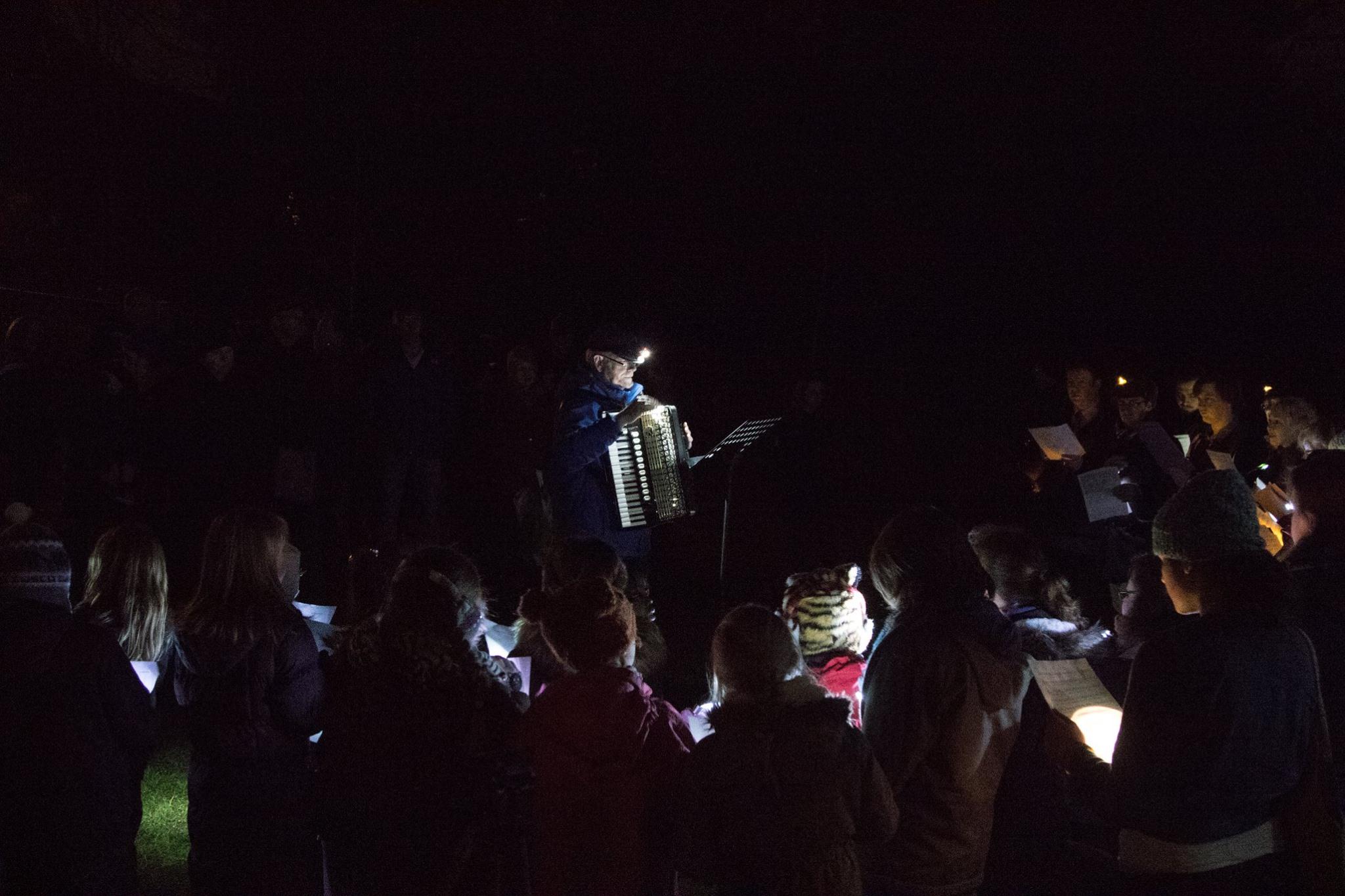 Performance at King John's Palace