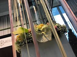 #camillafiori per Altamarea Atelier #fierasposi #piacenza #flower #expo #wedding #weddingdress #diam