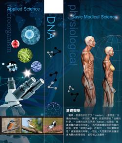 中台科技大學基礎醫學角落情境設計