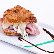 Egg, Ham & Cheese Croissant