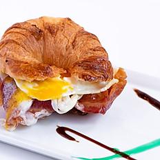 Bacon Croissant