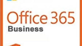 Office 365 Business - Annual