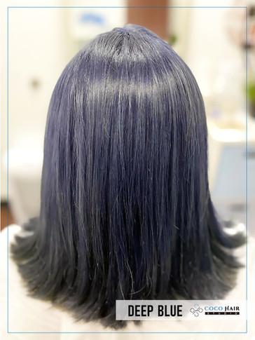 Deep Blue Color