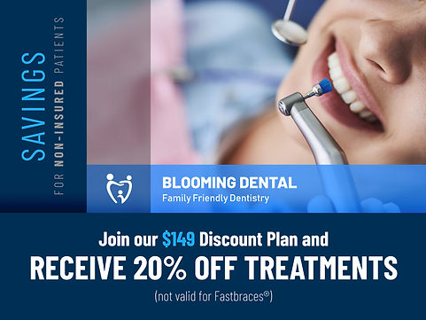 Blooming Dental - Family Emergency Implants Braces Invisalign