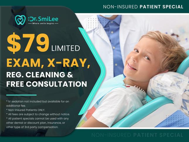 Dr Smilee Dental of Waco Family Emergency Implants