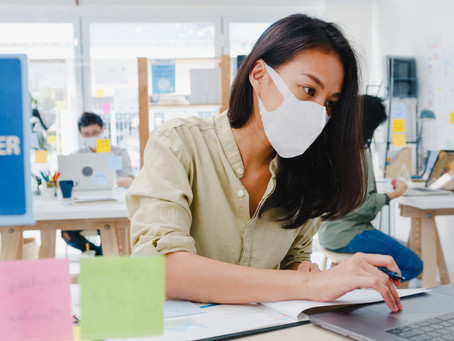 Was the Pandemic Bad for Our Oral Health?  Irving, Texas General & Family Dentist Details Changes