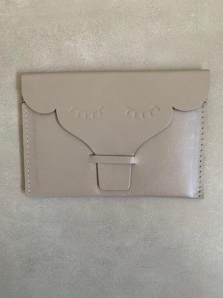 Porta-Passaporte/documentos Elefante Cinza II - Outlet