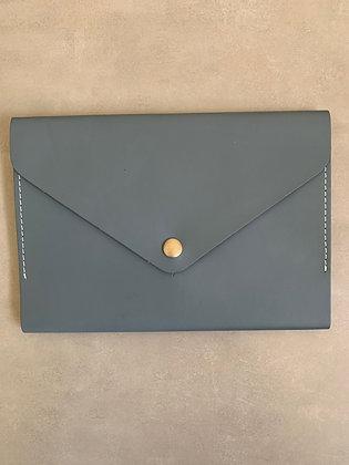 Porta-passaporte Família Azul- Outlet
