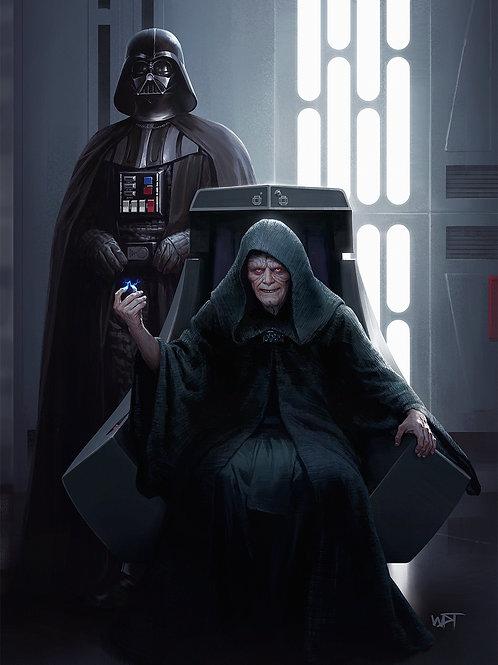 Vader & Palpatine