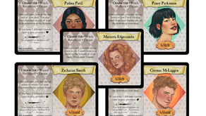 Limited Format Character Pack for Harry Potter TCG