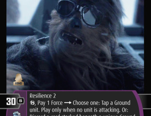 Chewbacca (C2) | SWTCG Card of the Week