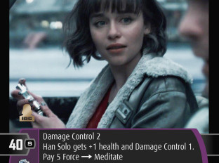 Qi'ra (A) | SWTCG Card of the Week