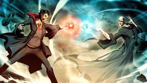 Harry Potter vs Voldemort MTG EDH Commander Dueling Decks