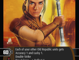 Bastila Shan (C) | SWTCG Card of the Week