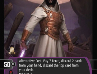 KOTOR Expansion Announced | SWTCG Card of the Week