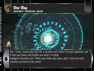 Star Map | SWTCG Card of the Week
