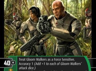 Gloom Walkers   SWTCG Card of the Week