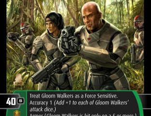 Gloom Walkers | SWTCG Card of the Week