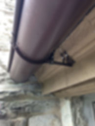 gutter repairs - Media, PA - Bonner Master Roofing