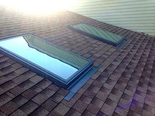 Skylight repairs, Media PA 19063 - Bonner Master Roofing