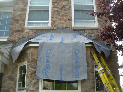 metal roof repairs 3 - Media, PA - Bonner Master Roofing