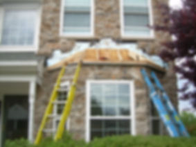 metal roof repairs 2 - Media, PA - Bonner Master Roofing