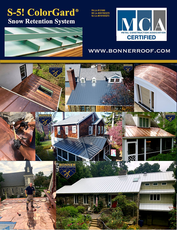 Metal roofing - Media, PA 19063  Metal Roofing - West Chester PA 19382