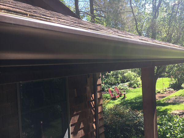 Seamless gutters - Media, PA - Bonner Master Roofing