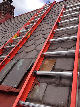 Slate roof repairs, Media PA 19063 - Bonner Master Roofing