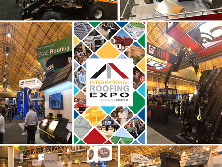 2018 International Roofing Expo -         New Orleans