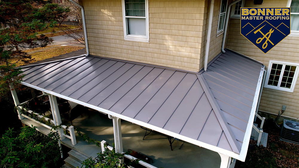 Standing Seam Metal roofing Swarthmore PA 19081