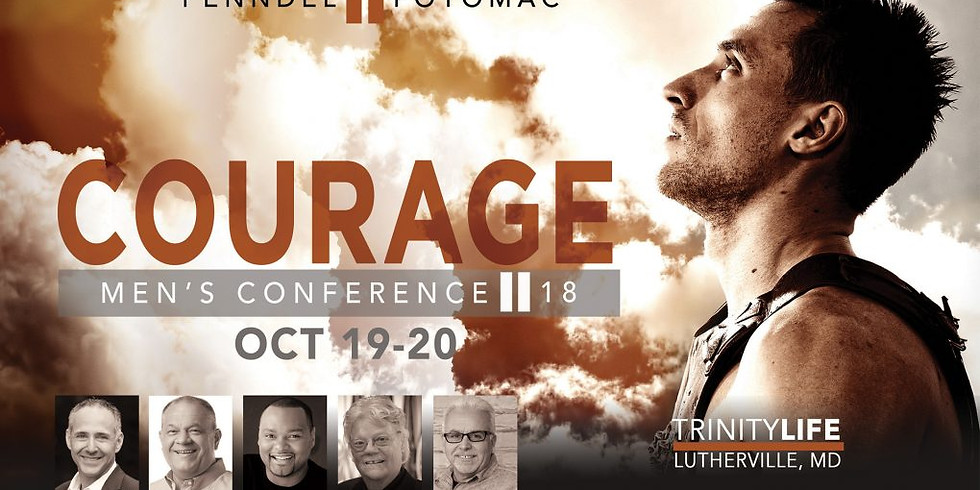 Men's Conference: COURAGE
