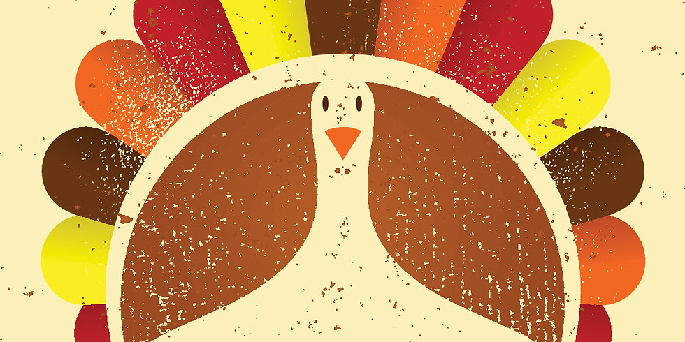 Thanksgiving Outreach Volunteers Needed Day Two