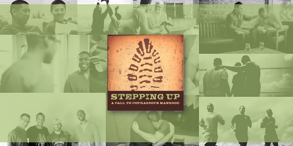 Stepping Up Men's Conference