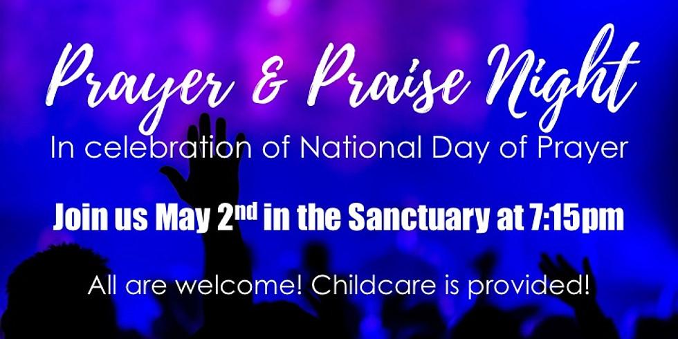 Prayer & Praise Night