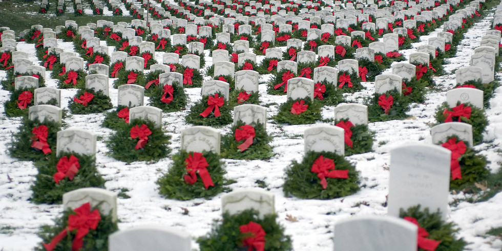 Quantico National Cemeteries Wreath Laying Event