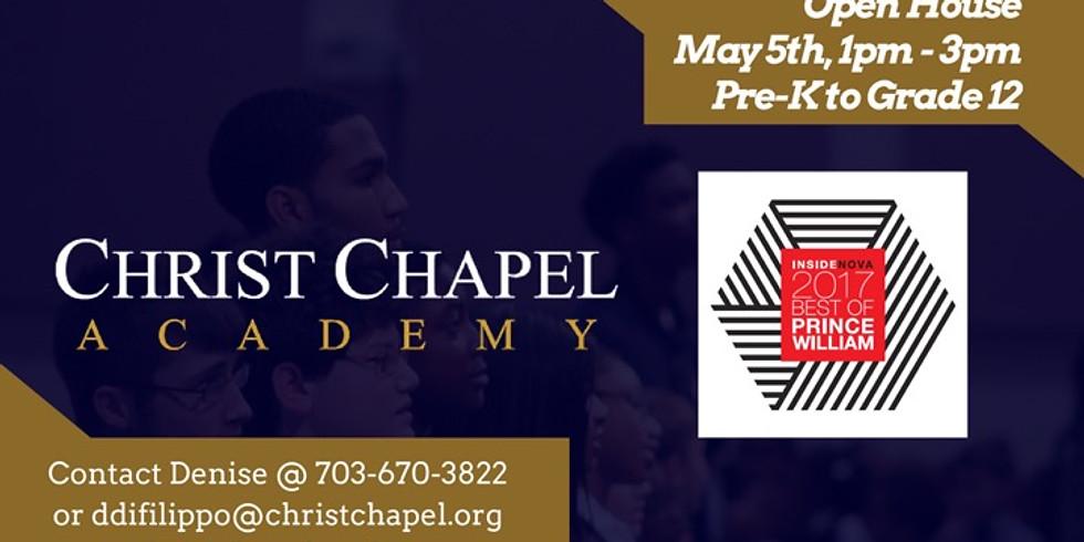 Christ Chapel Academy Open House
