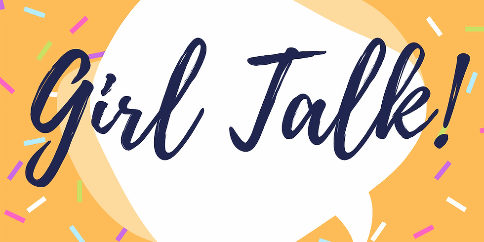 Girl Talk: Seeing YOUR Story in God's Story