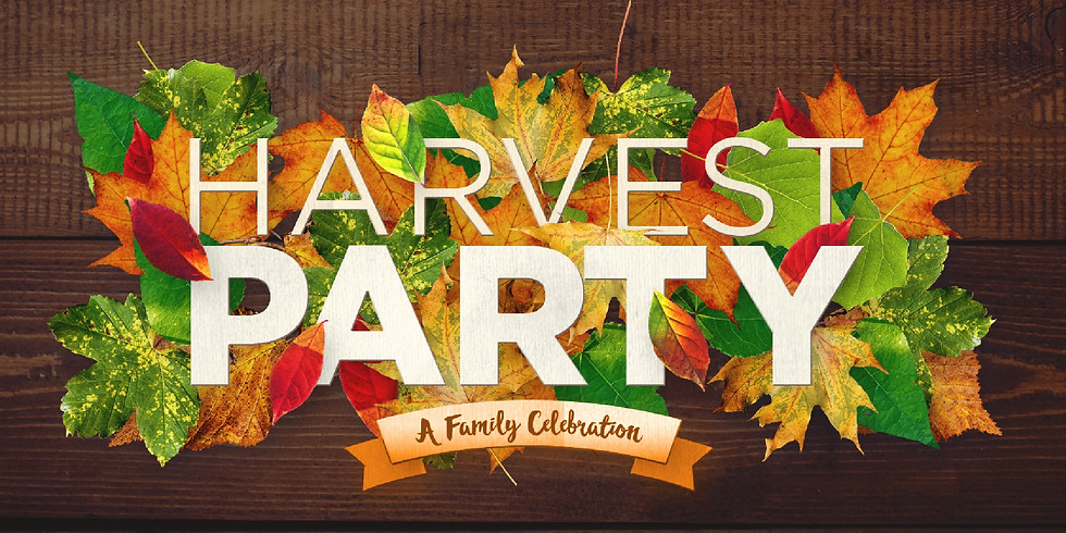 Harvest Party & Trunk-or-Treat