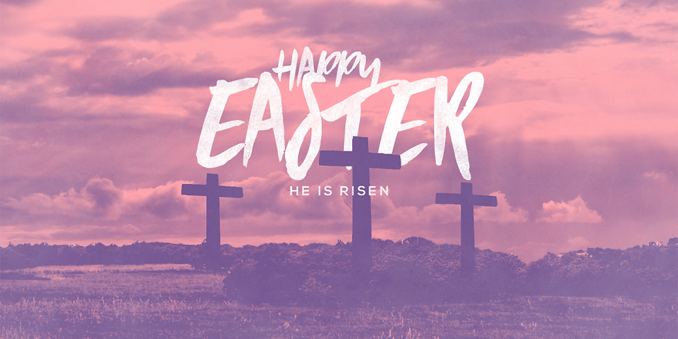 Easter Sunday - 11am Service