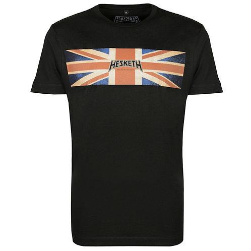 Hesketh Vintage Union Jack T-Shirt
