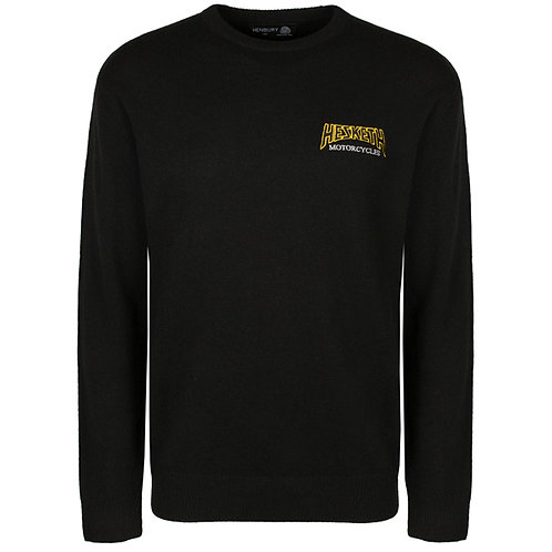 Luxury Lambswool Hesketh Jumper