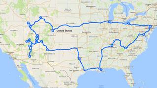 New York to New Orleans (via Las Vegas?!): USA PART 1