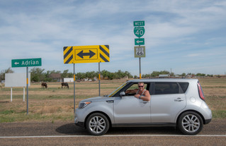 Route 66, Four Corners and windy landscapes- the long way from Houston to Phoenix: USA PART 2