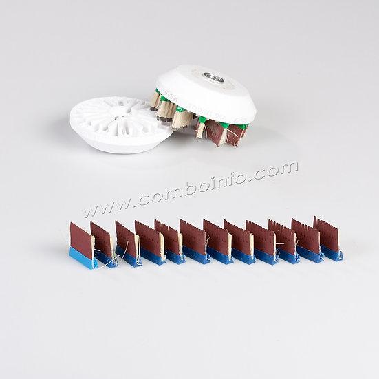 Набор абразива для Втулки Комбо Flex ТОРЕЦ Прямая - 90 мм