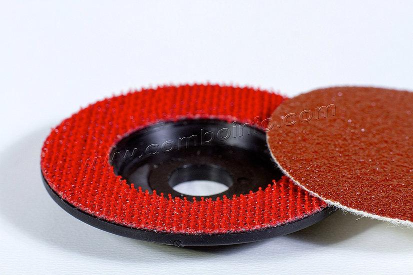 Резиновая опорная тарелка для наждачки, диаметр 50 мм